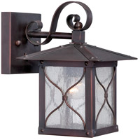 Nuvo 60/5611 Vega 1 Light 10 inch Classic Bronze Outdoor Wall Light