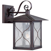 Nuvo 60/5613 Vega 1 Light 17 inch Classic Bronze Outdoor Wall Light