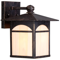 Nuvo 60/5651 Canyon 1 Light 10 inch Umber Bronze Outdoor Wall Light