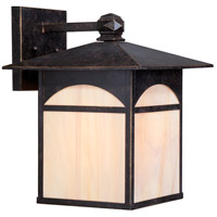 Nuvo 60/5653 Canyon 1 Light 14 inch Umber Bronze Outdoor Wall Light
