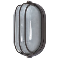 Nuvo Lighting Signature 1 Light Outdoor Wall in Architectural Bronze 60/569