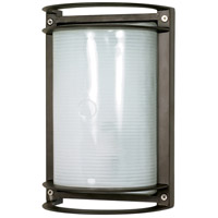 Nuvo Lighting Signature 1 Light Outdoor Wall in Architectural Bronze 60/575