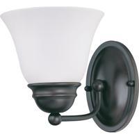 Nuvo 60/6085 Brentwood 1 Light 6 inch Mahogany Bronze Vanity Light Wall Light