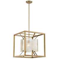 Nuvo 60/6272 Stanza 1 Light 18 inch Antique Gold Pendant Ceiling Light