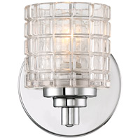 Votive 1 Light 5 inch Polished Nickel Vanity Light Wall Light