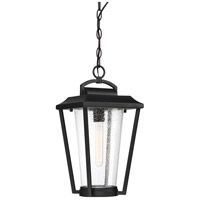 Nuvo 60/6514 Lakeview 1 Light 9 inch Aged Bronze and Clear Outdoor Hanging Lantern