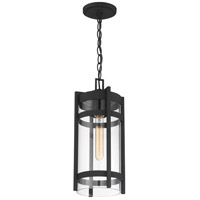 Nuvo 60/6574 Tofino 1 Light 7 inch Textured Black Outdoor Hanging Lantern