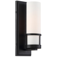 Nuvo 60/6789 Caryle 1 Light 5 inch Aged Bronze and Opal Vanity Light Wall Light