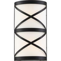 Nuvo 60/6840 Sylph 2 Light 7 inch Aged Bronze Bathroom Vanity Wall Light