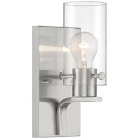 Nuvo Glass Sommerset Bathroom Vanity Lights