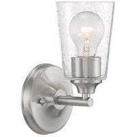 Glass Bransel Bathroom Vanity Lights