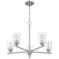 Nuvo Glass Chandeliers