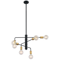 Nuvo Brass Chandeliers
