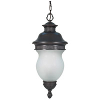 Nuvo Lighting Luxor 3 Light Outdoor Hanging Lantern in Chestnut Bronze 60/881