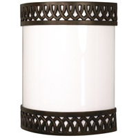 Nuvo Lighting Rustica 1 Light Vanity & Wall in Old Bronze 60/931