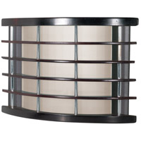 Nuvo Lighting Signature 1 Light Vanity & Wall in Rosewood 60/934