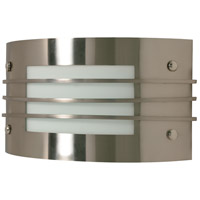 Nuvo Lighting Signature 1 Light Vanity & Wall in Brushed Nickel 60/936
