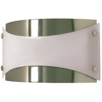 Nuvo Lighting Signature 1 Light Vanity & Wall in Brushed Nickel 60/938