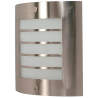 Nuvo 60/944 Signature 1 Light 9 inch Brushed Nickel Vanity & Wall Wall Light