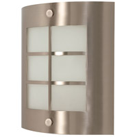 Signature 1 Light 9 inch Brushed Nickel Vanity & Wall Wall Light
