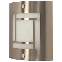 Nuvo 60/948 Signature 1 Light 9 inch Brushed Nickel Vanity & Wall Wall Light