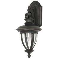 Nuvo Lighting Galeon 1 Light Outdoor Wall Lantern in Old Penny Bronze 60/952 photo thumbnail