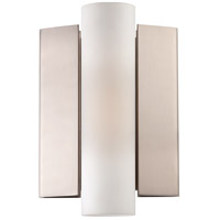 Nuvo Lighting Chase 1 Light Wall Sconce in Brushed Nickel 62/101