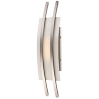 Trax LED 7 inch Brushed Nickel Wall Sconce Wall Light