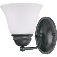 Nuvo 62/1021 Empire LED 9 inch Mahogany Bronze Vanity Light Wall Light