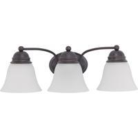 Nuvo 62/1023 Empire LED 21 inch Mahogany Bronze Vanity Light Wall Light
