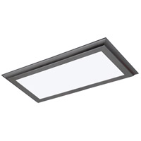 Nuvo 62/1172 Blink Plus LED 13 inch Gunmetal Gray Flush Mount Ceiling Light