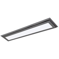 Nuvo 62/1176 Blink Plus LED 7 inch Gunmetal Gray Flush Mount Ceiling Light