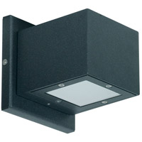 Nuvo 62/1235 Verona LED 5 inch Anthracite Outdoor Wall