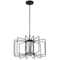 Nuvo 62/1353 Wired LED 20 inch Aged Bronze Pendant Ceiling Light