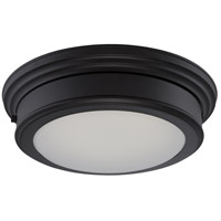 Nuvo Lighting Chance 1 Light Flush Mount in Aged Bronze 62/152