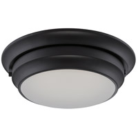 Nuvo Lighting Dash 1 Light Flush Mount in Aged Bronze 62/155