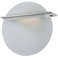 Latitude LED 11 inch Polished Nickel Wall Sconce Wall Light