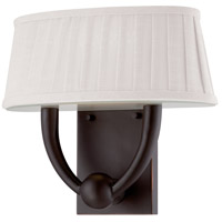 Nuvo Lighting Kent 1 Light Wall Sconce in Copper Espresso 62/197