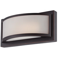 Nuvo Lighting Mercer 1 Light Wall Sconce in Georgetown Bronze 62/314