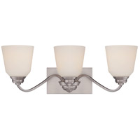 Calvin LED 24 inch Brushed Nickel Vanity Light Wall Light