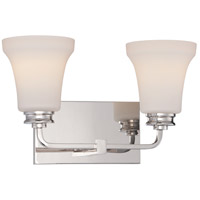 Cody LED 15 inch Polished Nickel Vanity Light Wall Light
