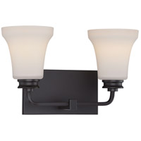 Nuvo 62/437 Cody LED 15 inch Mahogany Bronze Vanity Light Wall Light