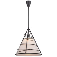 Nuvo 62/453 Toro LED 24 inch Dark Bronze Pendant Ceiling Light