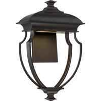 Nuvo 62/623 Taft LED 16 inch Mahogany Bronze Outdoor Wall Light