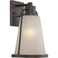 Nuvo 62/682 Tolland LED 14 inch Mahogany Bronze Outdoor Wall Light