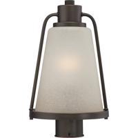 Nuvo 62/684 Tolland LED 15 inch Mahogany Bronze Post Light