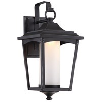 Essex LED 17 inch Sterling Black Outdoor Wall Light