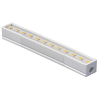 Nuvo 63/201 Thread 120V LED 6 inch White 6in Under Cabinet Cove Kit