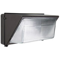 Signature LED 10 inch Bronze Outdoor Wallpack