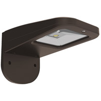 Signature LED 6 inch Bronze Outdoor Light